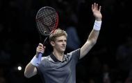 ATP Finals: Hủy diệt Nishikori, Anderson xây chắc ngôi đầu bảng B