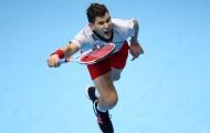 ATP Finals 2018: Hạ đẹp Nishikori, Thiem mở toang cửa đi tiếp cho Federer