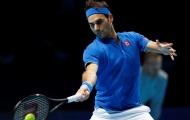 Federer và Anderson vào bán kết ATP Finals