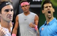 Gạt Nadal lẫn Djokovic, Federer gọi cái tên này là tay vợt vĩ đại nhất mọi thời đại