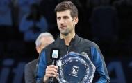 Vượt mặt Federer lẫn Nadal, Djokovic lên ngôi 'Vua tiền thưởng' 2018