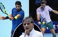 Chú Nadal dự đoán Federer 'đói' Grand Slam ở mùa giải 2019