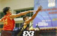 Kết quả ngày thi đấu thứ 1 Đại hội TDTT toàn quốc 2018 bộ môn bóng rổ nội dung 3x3