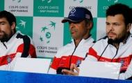 Tuyển Pháp gây bất ngờ ở chung kết Davis Cup