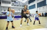 Đề án 'Phát triển Bóng rổ học đường đến năm 2030' hợp tác cùng NBA