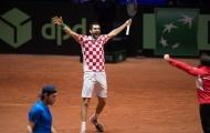Hạ Pháp, Croatia vô địch Davis Cup