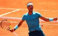 Hé lộ thời điểm Nadal trở lại tập luyện