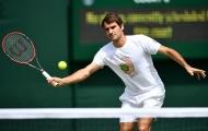 Sao quần vợt Pháp hạnh phúc tột đỉnh khi được làm điều này với Federer