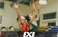 Tp. Hồ Chí Minh tiếp tục giành cú đúp huy chương vàng tại thể thức đấu 3x3