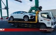 HOT: Siêu SUV Lamborghini Urus đầu tiên về Việt Nam vừa cập cảng Hải Phòng