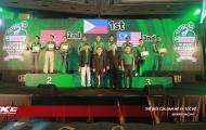 Thợ máy Việt Nam xuất sắc trở thành Á quân 'siêu thợ máy châu Á Thái Bình Dương 2018'