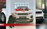 Ca sỹ Đức Phúc tậu SUV hạng sang Range Rover Evoque giá hơn 3 tỷ đồng