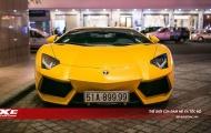 Siêu bò Lamborghini Aventador: ngắm hoài không chán