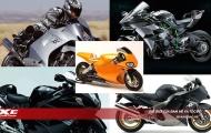 Top 5 siêu mô tô sportbike nhanh nhất năm 2018
