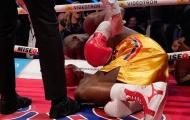 Xác nhận: 'Siêu nhân' bị chấn thương sọ não sau trận thua knock-out