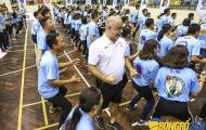 Chương trình Bóng rổ học đường với hơn 1000 giáo viên thể dục tham gia tại Hà Nội