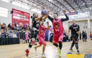 Bất chấp lạnh giá, giải Sole Ex 2018 vẫn được baller Hà Nội hưởng ứng nồng nhiệt