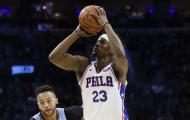 """Jimmy Butler đang hay thì """"đứt dây đàn"""", Philadelphia 76ers đứng ngồi không yên"""