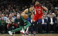 Mặc cho Anthony Davis ghi 41 điểm, Celtics vẫn nhẹ nhàng 'bẻ cánh' Pelicans