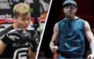 McGregor thách đấu thần đồng kickboxing Nhật Bản