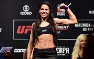 Tên cướp bị nữ võ sĩ UFC đánh bầm mặt