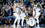 Dallas Mavericks chờ sự tỏa sáng của Luka Doncic trước Minnesota Timberwolves