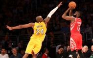 James Harden đạp đổ kỷ lục của Kobe Bryant và Chauncey Billups chỉ trong một ngày