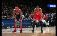 Kawhi Leonard ghi Double-double, Raptors nhọc nhằn vượt ải Wizards