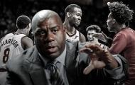 Magic Johnson từng cảnh báo cho Lakers về việc coi thường Cavaliers