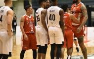 Trụ cột rời sân, ĐKVĐ ABL Alab Pilipinas nếm mùi chiến bại