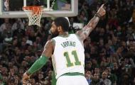 Kyrie Irving khẳng định giá trị của thủ lĩnh, Celtics quật ngã Raptors tại TD Garden