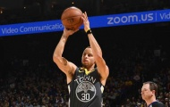 Stephen Curry đi vào lịch sử, Warriors và Pelicans ghi gần 300 điểm