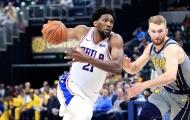 Joel Embiid tỏa sáng, Philadelphia 76ers nghiền nát Indiana Pacers