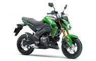 Kawasaki ra mắt Z125 Pro 2019, đối đầu MSX 125 và Benelli TNT125