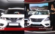 Nissan Việt Nam giảm giá X-Trail V-Series và Sunny Q-Series từ 1.1.2019
