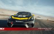 Porsche 'vén màn' xe đua Porsche 718 Cayman GT4 Clubsport