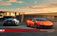 Siêu xe V10 thế hệ mới Lamborghini Huracan EVO chính thức ra mắt