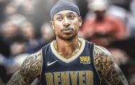 Denver Nuggets hy vọng vào ngày ra mắt của Isaiah Thomas