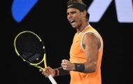 HLV của Serena 'gạt' Nadal khỏi cuộc đua vô địch Australian Open