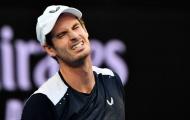 Murray xác nhận rút lui khỏi Marseille Open