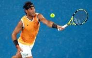Tay vợt chủ nhà Australian Open 'nếm trái đắng' trước Nadal