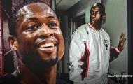 Dwyane Wade bồi hồi khi nhắc lại kỷ niệm lần đầu gặp Michael Jordan