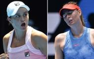Nadal thắng áp đảo, Sharapova dừng bước tại vòng 4 Australian Open