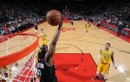 Sau chiến thắng trước Lakers, James Harden sắp sánh vai cùng huyền thoại NBA