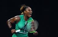 Khuất phục hạt giống số 1, Serena Williams thẳng tiến vào tứ kết Australian Open