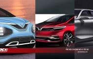 VinFast tiếp tục chuẩn bị tung ra 7 mẫu xe cao cấp Pre