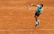 'Federer là tay vợt xuất sắc thứ 3 trên sân đất nện'