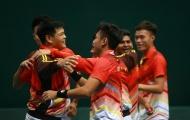 Lý Hoàng Nam và những bước tiến của quần vợt Việt Nam trong năm 2018