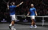 'Cháy' vé xem Federer sát cánh cùng Nadal
