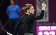 Tứ kết Qatar Open: Halep nhọc nhằn vượt ải Goerges, Bertens gục ngã trước Mertens